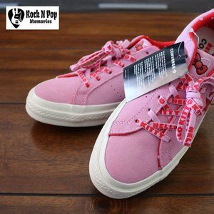 Converse One Star Ox Hello Kitty Leather 162939C